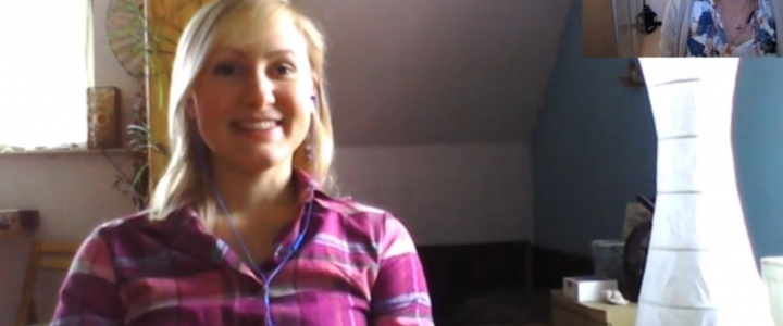 Interview durch Barbara auf der Heide (Fibromyalgie-Bloggerin)