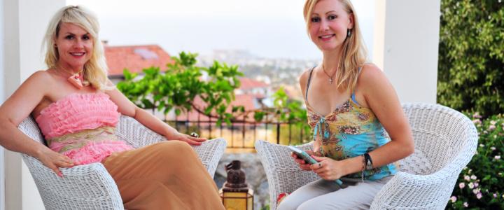 Interview Anna Stelmach: Heilungsweg, Genuss & Atemarbeit