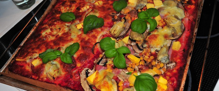 Glutenfreie Kochbananen-Pizza – Autoimmune-Paleo machbar!