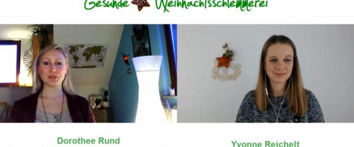 """Kostenloser Online-Kongress """"Gesunde Weihnachtsschlemmerei"""" Version 2018"""