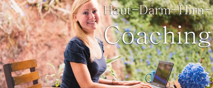 Gruppencoaching für Haut-Darm-Hirngesundheit KOSTENFREIES WEBINAR 29.7.20!