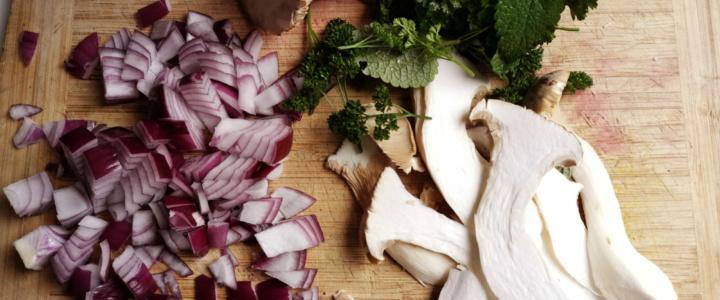 Pilze essen bei Histaminintoleranz?