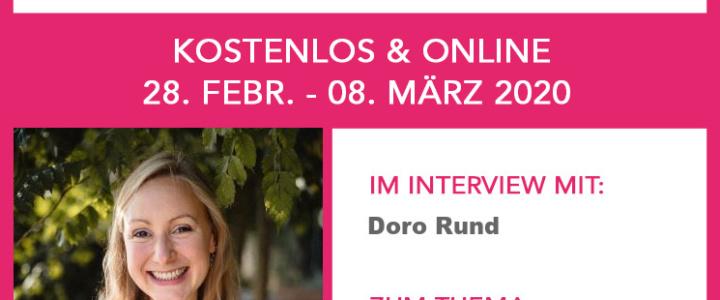 Einladung zum Darmkongress von Julia Gruber & Katharina Kramer