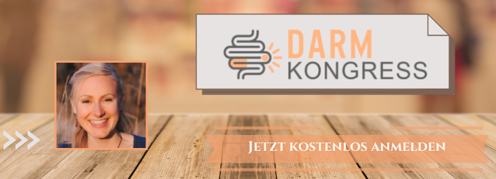 Einladung zu Doro's kostenlosen Darm-Onlinekongress 25.6.21